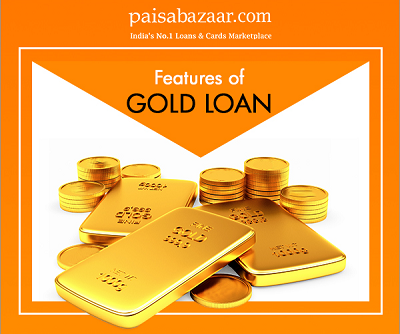 Features of Gold Loan